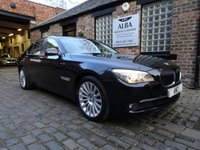 2012 BMW 7 SERIES 3.0 730D SE LUXURY EDITION 4d AUTO 242 BHP £12995.00