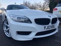 2013 BMW Z4 2.0 Z4 SDRIVE18I M SPORT ROADSTER 2d 155 BHP £12990.00