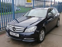 2013 MERCEDES-BENZ C CLASS 2.1 C200 CDI SE (Executive) 5dr £8000.00
