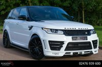 USED 2014 64 LAND ROVER RANGE ROVER SPORT 3.0 SD V6 HEV Autobiography Dynamic 4X4 (s/s) 5dr NAV+PAN ROOF+CAMERA