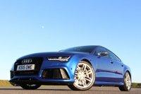 USED 2015 15 AUDI A7 4.0 RS7 SPORTBACK TFSI V8 QUATTRO 5d AUTO 560 BHP