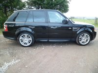 USED 2010 10 LAND ROVER RANGE ROVER SPORT 3.0 TDV6 SE 5d AUTO 245 BHP STUNNING CONDITION. EXCELLENT SERVICE HISTORY. NEW TIMING BELT. SAT NAV. XENON LIGHTS