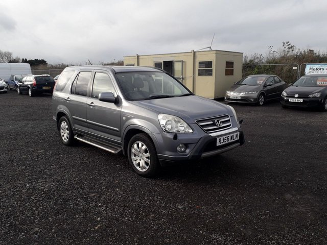 2006 56 HONDA CR-V 2.2 I-CTDI EXECUTIVE 5d 138 BHP