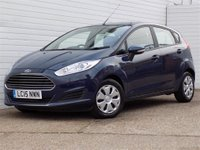 2015 FORD FIESTA 1.5 STYLE ECONETIC TDCI 5d 94 BHP £5389.00