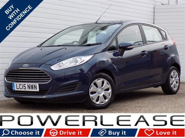 USED 2015 15 FORD FIESTA 1.5 STYLE ECONETIC TDCI 5d 94 BHP