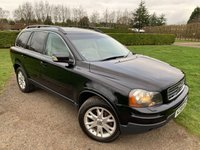 USED 2009 58 VOLVO XC90 2.4 D5 SE AWD 5d AUTO 185 BHP Full Volvo History MINT Example  Full Volvo History, MOT 01/20, Recently Serviced, Unmarked Tan Leather Upholstery, X2 Keys, 7 Seats, Very Very Clean And Tidy Example, Heated Seats, Power Fold Mirrors, Bluetooth, Aux In/Cd/ Stereo, Parking Sensors, Alloys, Drives And Looks Superbly, You Will Not Be Dissapointed!