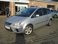 2009 FORD C-MAX 1.8 STYLE TDCI 5d 116 BHP £2495.00