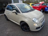 USED 2014 64 FIAT 500 1.2 S (SPORT) 3d 69 BHP Comprehensive Service History, Serviced by ourselves, MOT until January 2020, One Previous Owner, Great fuel economy! Only £30 Road Tax!
