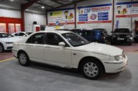 USED 2000 X ROVER 75 2.0 4DR SALOON MANUAL