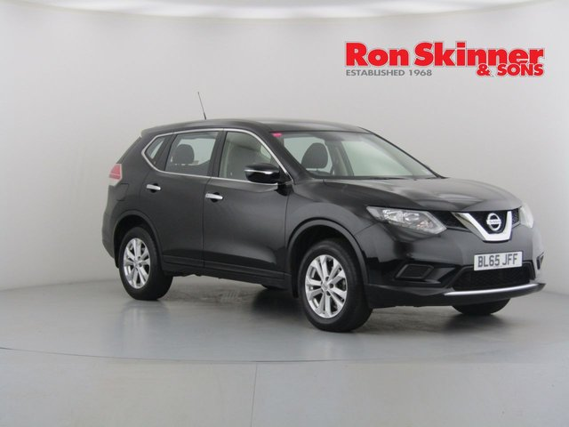 View our 2016 65 NISSAN X-TRAIL (23) 1.6 DCI VISIA 5d 130 BHP