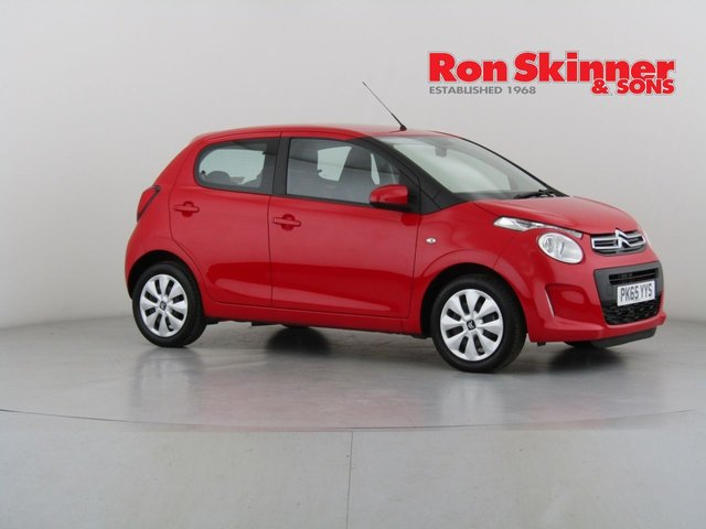 View our 2016 65 CITROEN C1 1.0 FEEL 5d 68 BHP