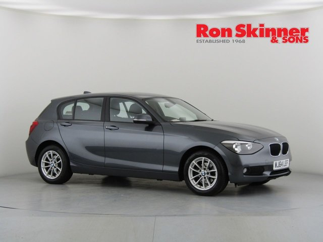 View our 2014 64 BMW 1 SERIES 1.6 116I SE 5d 135 BHP