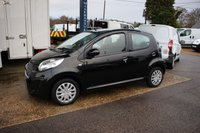 2012 CITROEN C1 1.0 VTR 5d 67 BHP 5 Door BLACK £3995.00
