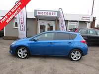 USED 2013 13 TOYOTA AURIS 1.6 SPORT VALVEMATIC 5DR HATCHBACK 130 BHP +++FEBRUARY SALE NOW ON+++