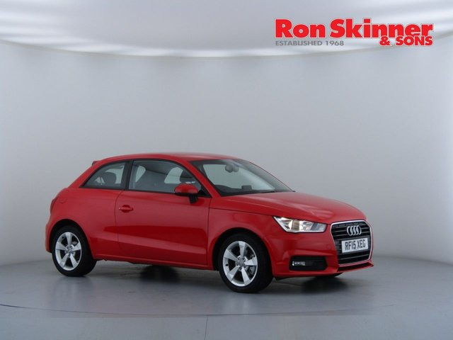 View our 2015 15 AUDI A1 1.4 TFSI SPORT 3d 123 BHP