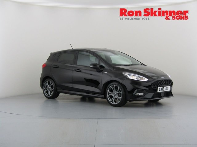 View our 2018 18 FORD FIESTA 1.0 ST-LINE 5d 138 BHP