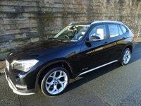 2015 BMW X1 2.0 XDRIVE18D XLINE 5d 141 BHP £12200.00
