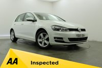 USED 2015 65 VOLKSWAGEN GOLF 1.6 MATCH TDI BLUEMOTION TECHNOLOGY DSG 5d AUTO 109 BHP TOUCH SCREEN - DAB