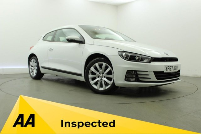 2017 67 VOLKSWAGEN SCIROCCO 1.4 TSI BLUEMOTION TECHNOLOGY 2d 123 BHP