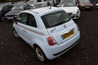 USED 2008 08 FIAT 500 1.4 LOUNGE 3d 99 BHP