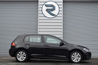 USED 2013 13 VOLKSWAGEN GOLF 2.0 SE TDI BLUEMOTION TECHNOLOGY 5d 148 BHP