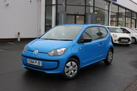 USED 2014 64 VOLKSWAGEN UP 1.0 Take up! 3dr