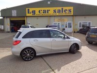 2012 MERCEDES-BENZ B CLASS 1.8 B180 CDI BLUEEFFICIENCY SPORT 5d 109 BHP £9995.00