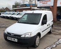USED 2008 58 VAUXHALL COMBO VAN 1.2 2000 CDTI 1d 73 BHP brilliant first van