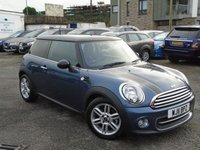 2011 MINI HATCH COOPER 1.6 COOPER 3d AUTO 122 BHP £6500.00