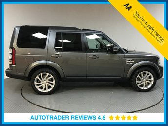 2015 LAND ROVER DISCOVERY 3.0 SDV6 HSE 5d 255 BHP £25500.00