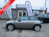 USED 2011 61 MINI HATCH COOPER 1.6 COOPER 3DR HATCHBACK 122 BHP +++FEBRUARY SALE NOW ON+++