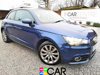 View our 2010 60 AUDI A1 1.4 TFSI SPORT 3d AUTO 122 BHP