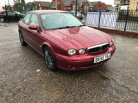 2005 JAGUAR X-TYPE 2.0 S D 4d 130 BHP £SOLD