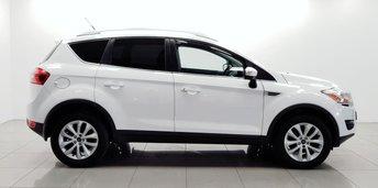 2012 FORD KUGA 2.0 TITANIUM TDCI AWD 5d 163 BHP £9450.00