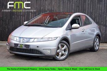 2006 HONDA CIVIC 1.8 ES I-VTEC 5d 139 BHP £1999.00