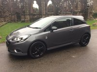 USED 2015 15 VAUXHALL CORSA 1.4 LIMITED EDITION 3d 89 BHP **ZERO DEPOSIT FINANCE AVAILABLE** PART EXCHANGE WELCOME