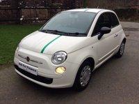 2009 FIAT 500 1.2 POP 3d 69 BHP £3995.00