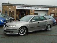 2004 SAAB 9-3 2.0 AERO T 4d AUTO 210 BHP £1695.00