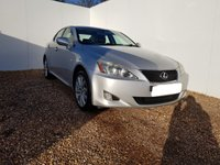 USED 2008 58 LEXUS IS 2.2 220D SE 4d 175 BHP