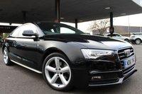 2012 AUDI A5 2.0 TDI S LINE S/S 2d AUTO 177 BHP £12500.00