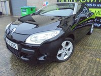USED 2011 RENAULT MEGANE 1.4 DYNAMIQUE TOMTOM TCE 2d 130 BHP Excellent Premium Coupe Convertible, Sat Nav, Finance Available