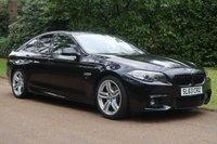 2013 BMW 5 SERIES 2.0 520D M SPORT 4d AUTO 181 BHP £SOLD