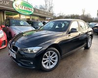 2016 BMW 3 SERIES 1.5 318I SE 4d 135 BHP £11489.00
