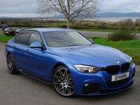 2013 BMW 3 SERIES 2.0 320D M SPORT 4d 181 BHP £12945.00