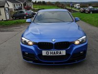 USED 2013 13 BMW 3 SERIES 2.0 320D M SPORT 4d 181 BHP SAT NAV, HEATED SEATS