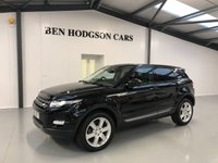 2014 LAND ROVER RANGE ROVER EVOQUE 2.2 SD4 PURE TECH 5d 190 BHP £17995.00