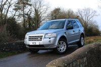 2010 LAND ROVER FREELANDER 2 2.2 TD4 HSE 5d AUTO 159 BHP (FREE 2 YEAR WARRANTY) £12899.00