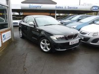 2013 BMW 1 SERIES 2.0 118D EXCLUSIVE EDITION 2d 141 BHP £11999.00
