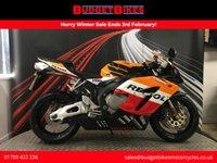 2004 HONDA CBR1000RR FIREBLADE 998cc CBR 1000 RR-4  £3990.00
