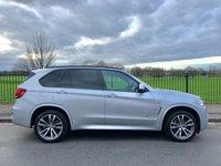 2017 BMW X5 3.0 XDRIVE30D M SPORT 5d AUTO 255 BHP £38995.00